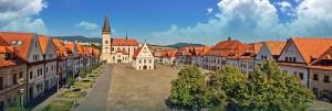 Bardejov, panorama (1)