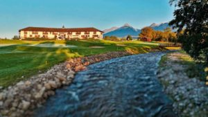 golf rezort black stork hotel international